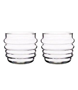 Marimekko Marimekko Sukat Makkaralla Glass Set of 2 pieces