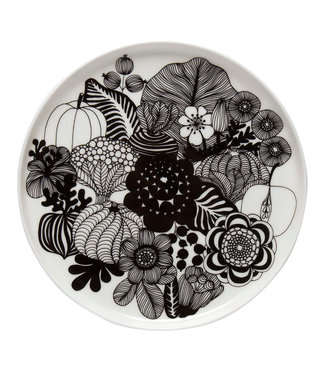 Marimekko Marimekko Siirtolapuutarha flower 20cm Plate