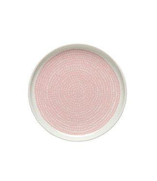Marimekko Marimekko Räsymatto 13,5cm Pink Plate
