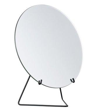 Moebe Moebe Spiegel 20cm Zwart