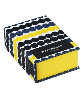 Marimekko Marimekko Set van 100 kaarten - 50 verschillende dessins
