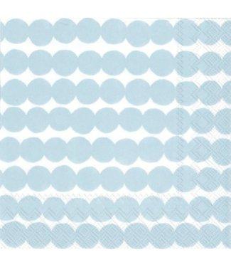 Marimekko Marimekko Räsymatto Paper Napkin 33x33cm lightblue