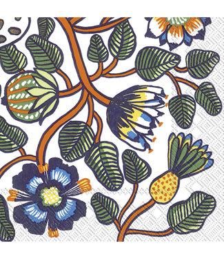 Marimekko Marimekko Tiara Papieren Servetten oranje  33x33cm