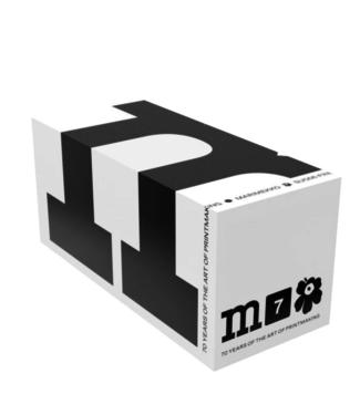 Marimekko Marimekko Juhla Unikko mug 2,5dl zwart-wit set of 2