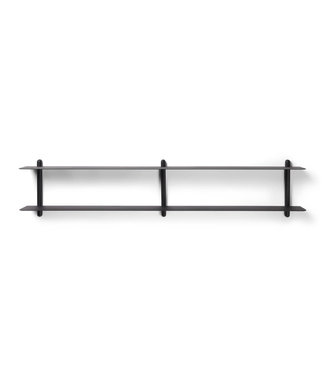 Gejst Gejst NIVO C wall shelf black