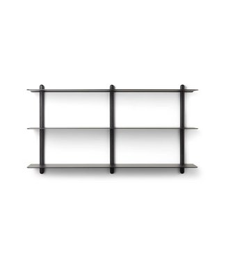 Gejst Gejst NIVO D Large wall shelf black