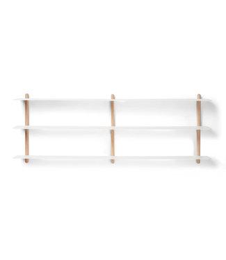 Gejst Gejst NIVO D wall shelf  Light Oak white