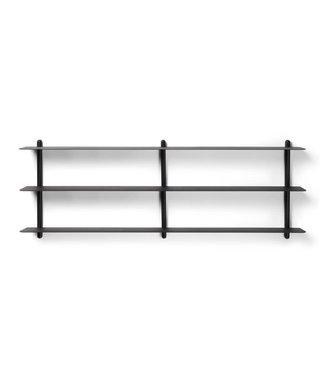 Gejst Gejst NIVO D wall shelf black