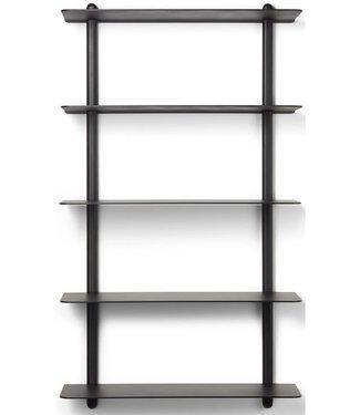 Gejst Gejst NIVO E Large wall shelf black
