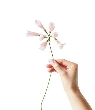 Studio About Studio About Papieren bloem Afrikaanse lelie roze