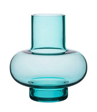 Marimekko Marimekko Umpu Vaas Glas Aqua