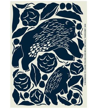 Marimekko Marimekko Karhuemo art poster 50x70 cm
