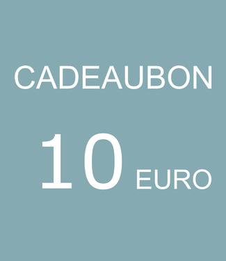Blikfang GIFT VOUCHERS - 10 EURO