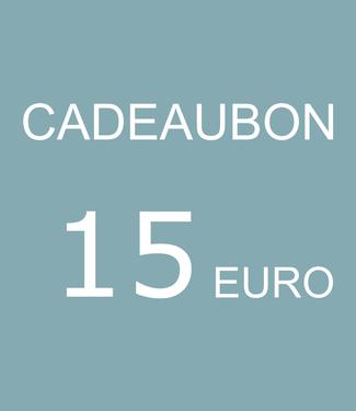 Blikfang CADEAUBON - 15 EURO