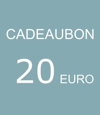 Blikfang GIFT VOUCHERS - 20 EURO