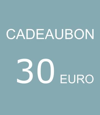 Blikfang GIFT VOUCHERS - 30 EURO