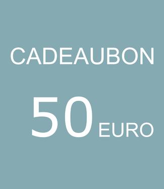 Blikfang CADEAUBON - 50 EURO