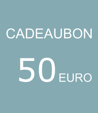 Blikfang GIFT VOUCHERS - 50 EURO