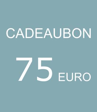 Blikfang GIFT VOUCHERS - 75 EURO