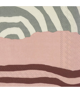Marimekko Marimekko Vuosirenkaat Paper Napkin 33x33cm