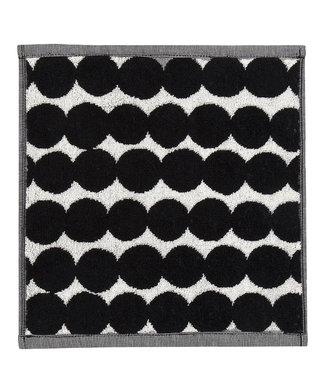 Marimekko Marimekko Räsymatto Towel 30x30cm Black