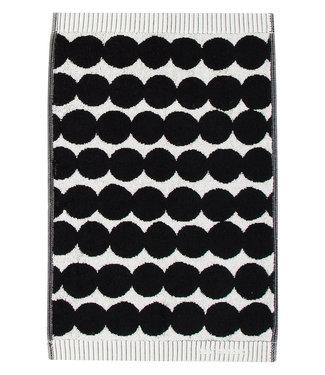 Marimekko Marimekko Räsymatto Handdoek 30x50cm zwart