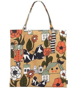 Marimekko Marimekko Marikylä cotton bag