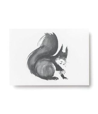 Teemu Järvi Teemu Järvi A6 kaart squirrel