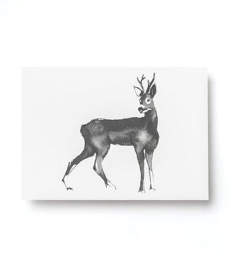 Teemu Järvi Teemu Järvi A6 kaart Deer