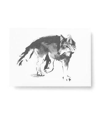 Teemu Järvi Teemu Järvi A6 kaart Wolf