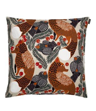 Marimekko Marimekko Ketunmarja beige cushion cover 50x50cm