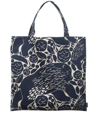 Marimekko Marimekko Karhuemo cotton bag dark blue
