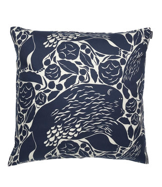 Marimekko Marimekko Karhuemo cushion cover 50x50cm dark blue