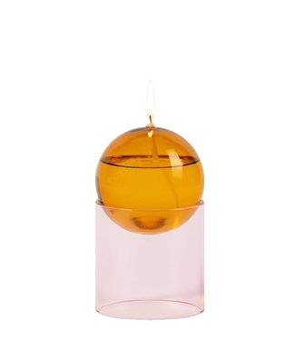Studio About Studio About Oil Bubble Amber Rose high tube