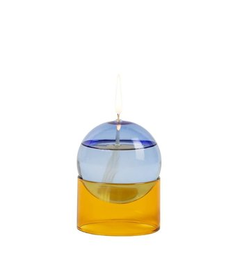 Studio About Studio About Oil Bubble Blue Yellow Low tube