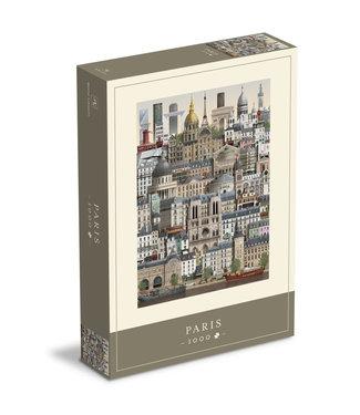 Martin Schwartz Martin Schwartz Parijs puzzel 1000 stukjes – 50x70cm