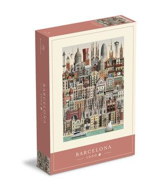 Martin Schwartz Martin Schwartz Barcelona puzzel 1000 stukjes – 50x70cm