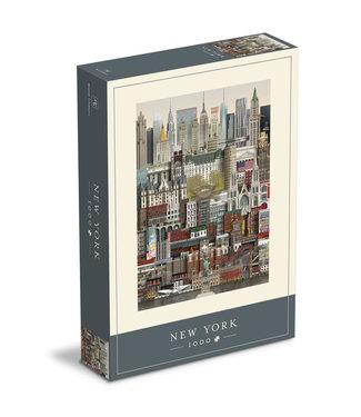 Martin Schwartz Martin Schwartz New York jigsaw puzzle 1000 pieces – 50x70cm