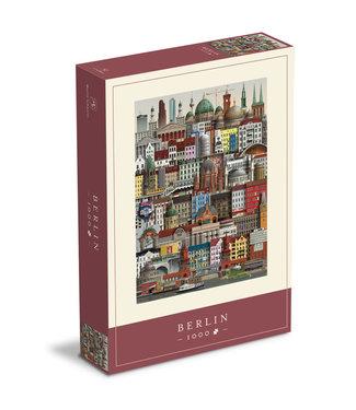 Martin Schwartz Martin Schwartz Berlin jigsaw puzzle 1000 pieces – 50x70cm