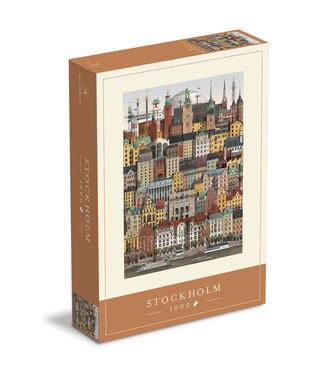 Martin Schwartz Martin Schwartz Stockholm jigsaw puzzle 1000 pieces – 50x70cm
