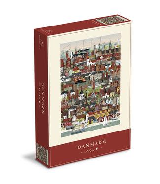 Martin Schwartz Martin Schwartz Denmark jigsaw puzzle 1000 pieces – 50x70cm