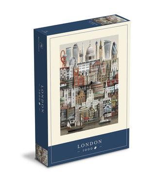 Martin Schwartz Martin Schwartz Londen puzzel 1000 stukjes – 50x70cm