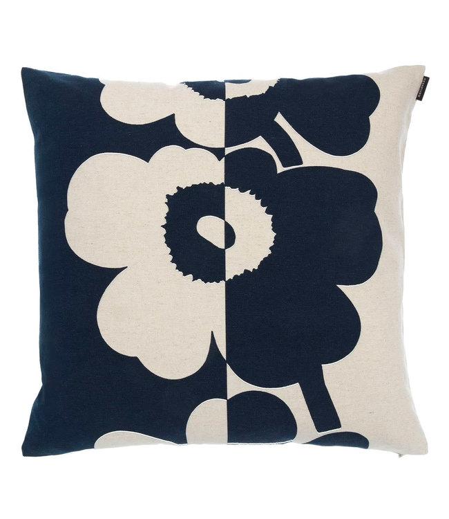 Marimekko Marimekko Suur Unikko cushion cover 50x50 cm dark blue