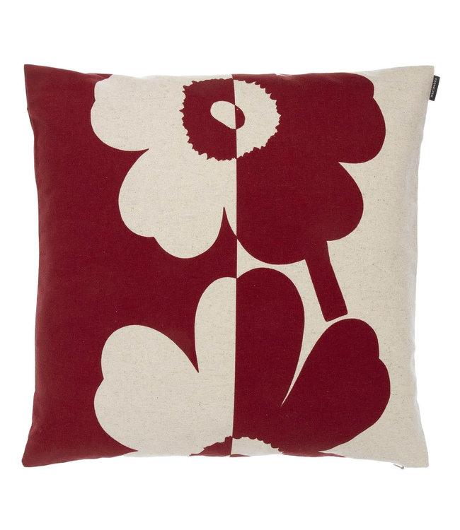 Marimekko Marimekko Suur Unikko cushion cover 50x50 cm red