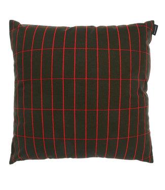 Marimekko Marimekko Pieni Tiiliskivi cushion cover 40x40 cm dark green red