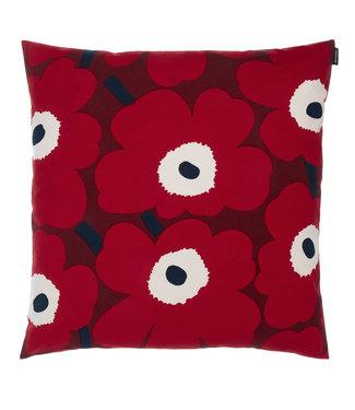 Marimekko Marimekko Pieni Unikko cushion cover 50x50 cm  Red