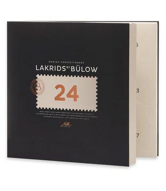 Lakrids by Bülow LAKRIDS BY BÜLOW - Christmas Calender - 345g - Chocolate coated liquorice