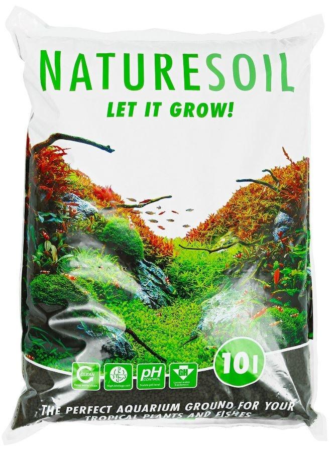Nature soil
