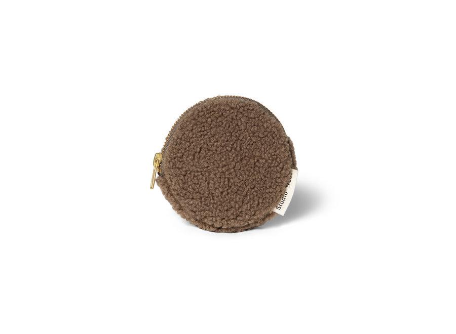 De chunky wallet bruin