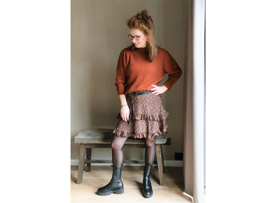 Cozy Knit Brandy Bruin